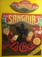 3771 - La Chica  Sangria Valencia Espagne - Dans