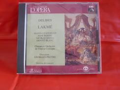CD > Musique Classique > Les Génies De L'opéra  DELIBES LAKME - Classique