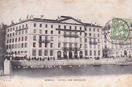 GENEVE Hôtel Des Berges - GE Geneva