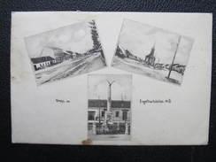 AK ENGELHARTSTETTEN B. Gänserndorf 1924 // D*23576 - Gänserndorf