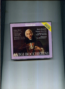 X COFANETTO 3 CD LUIGI BOCCHERINI STABAT MATER CONCERTI QUINTETTI SINFONIA - Classica