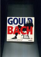 X COFANETTO 5 CD BACH BWV 846 - 893 EWV 772 - 801 GLENN GOULD SONY AMADEUS - Classica