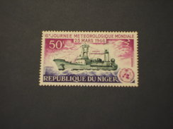 NIGER - P.A. 1966 NAVE - NUOVI(++) - Niger (1960-...)
