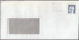 Germany Bremen 1978 / Stadt Der Luft Und Raumfahrtindustrie / Airplane / Machine Stamp - Fabbriche E Imprese