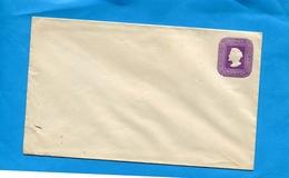 Marcophilie-CHILI--lettre->entier Postal Neuve-postal Stationery-5c Violet-année 1896 - Chile