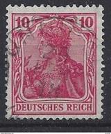 Germany 1915-19  Germania (o) Mi.86 II - Allemagne