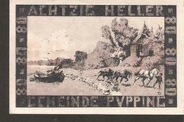 P56-8. Austria Die Ortsgemeinde PUPPING In Ober-Österreich 80 Heller 1920 Austrian Notgeld - Austria