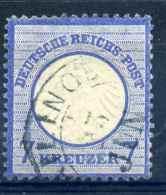 Allemagne EMPIRE : YT # 10  Oblitéré    COTE 110€ - Gebraucht