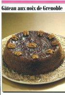 Les Fiches-cuisine De Elle :  Gâteau Aux Noix De Grenoble - Küche & Rezepte