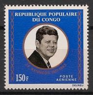 Congo - 1973 - Poste Aérienne PA N°Yv. 181 - Kennedy - Neuf Luxe ** / MNH / Postfrisch