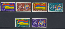 Maurice - Mauritius  1968  Independence - Indépendance 2 C Au 1 R MNH *** - Maurice (1968-...)