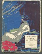 Ruben DARIO : AZUL Los Cuentos Y Los Versos (en Espagnol) - Livres, BD, Revues