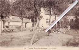 Colonie De CORTIL-NOIRMONT - La Basse-Cour - Chastre