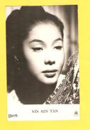 Postcard - Film, Actor, Vin Min Tan      (V 30973) - Schauspieler