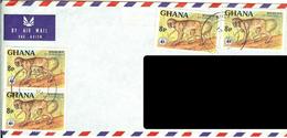 WWF GHANA Monkeys   /  Le GHANA  Singes