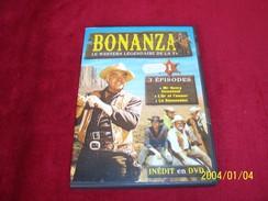 BONANZA  3 EPISODES  INEDIT EN DVD - Western/ Cowboy