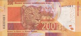 SOUTH AFRICA P. 142b 200 R 2016 UNC - Afrique Du Sud
