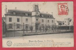 Pont-de-Loup - Le Château ... Historique - 1913 ( Voir Verso ) - Aiseau-Presles