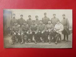 14 REGIMENT CLAIRON SOLDATS ANATOLE DEMAGNEZ CARTE PHOTO 14 X 8 - Regiments