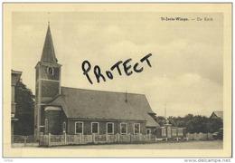 St Joris Winge : De Kerk - Belgique
