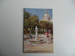 Illustrateur Robaudy  Monte Carlo Statue Berlioz - Illustrateurs & Photographes