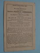 DP Valère-Philibert LOBBEDEY ( Marie De Bruyne ) Hoogstade 9 Dec 1831 - Brielen 9 April 1891 ( Zie Foto´s) ! - Religion & Esotericism