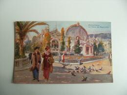 Illustrateur Robaudy Montecarlo Monaco Palais Beaux Arts - Monte-Carlo