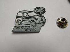 Auto 4X4 Mitsubishi , Rallye , Giroix Sport - Mitsubishi