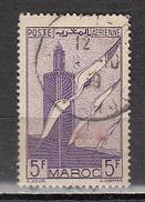 MAROC ° YT N° AVION 48 - Marruecos (1956-...)