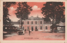 25 - MONTBELIARD -  La Gare - Montbéliard