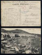 CORSE - CHIAVARI / 1914 DEPOT PRISONNIERS DE GUERRE // RARE (ref 1343) - France