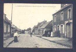OISE 60 CONCHY LES POTS Route De Flandre Quartier Des Commerçants - France