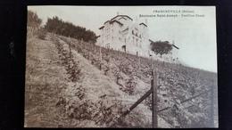 CPA D69 Francheville Seminaire St Joseph - Frankreich