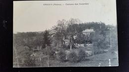 CPA D69 Grigny Chateau Des Cazardes - Grigny