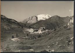 °°° 2890 - ALBERGO PASSO FALZAREGO - MARMOLADA - COL DI LANA (BL) °°° - Italia