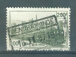 """BELGIE - OBP Nr TR 334 - Cachet  """"DENDERMONDE"""" - (ref. 11.163) - Chemins De Fer"""