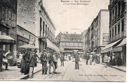 Roanne - Rue Nationale Et Carrefour Helvétique - Roanne