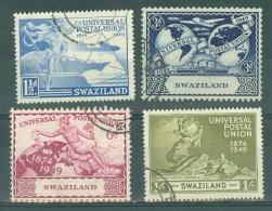 Swaziland: 1949   U.P.U.    Used - Swaziland (...-1967)
