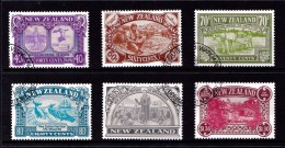 New Zealand 1989 Heritage - The People Set Of 6 Used - New Zealand