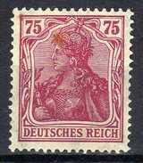 Deutsches Reich, 1922, Mi 197 * [240317L] - Unused Stamps