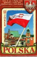 Jeu De 52 Cartes + 3 Jokers Pologne Polska Avec Photos De Monuments Polonais - 54 Cartes