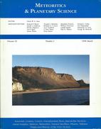 Meteoritics & Planetary Science Volume 33, Number 2, 1998 March (Meteorite) - Astronomy