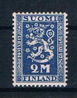 Finnland 1927 Wappen Mi.Nr. 127 W **