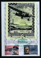 España - Tarjeta Privada (300 Aniversario De Correos) - Sin Clasificación