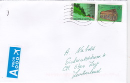 Brief 2016 In Die Schweiz (i033) - Briefe U. Dokumente