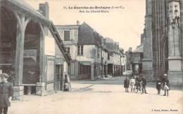 35 - La Guerche-de-Bretagne - Rue Du Cheval-Blanc - La Guerche-de-Bretagne