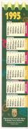 Calendario De Bolsillo, 1995, Diputacion De Alava - Tamaño Pequeño : 1991-00