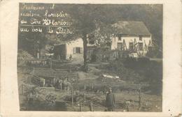 Bois Le Pretre : Maison Forestiere  - Carte Photo - France