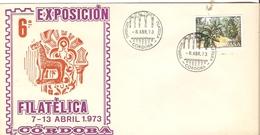MATASELLOS 1973 CORDOBA - 1931-Aujourd'hui: II. République - ....Juan Carlos I
