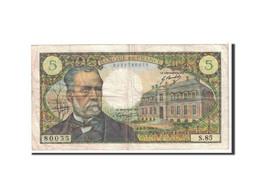 France, 5 Francs, 1969, 1969-02-06, KM:146b, TB, Fayette:61.9 - 1962-1997 ''Francs''